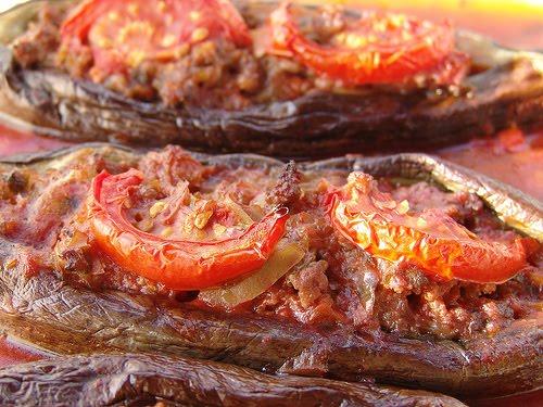 File:Eggplant stuffed meat.jpg