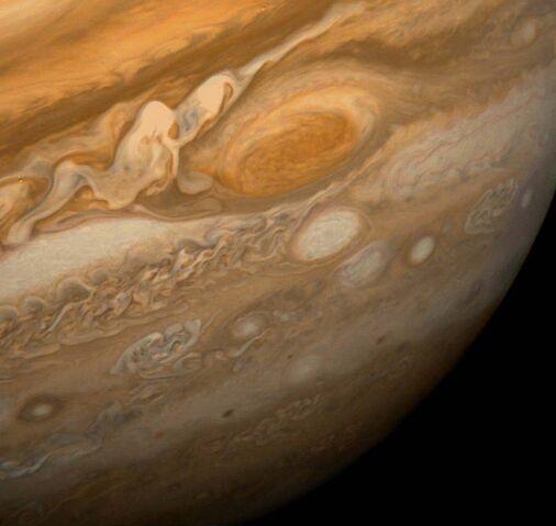 File:Great Red Spot of Jupiter.jpg
