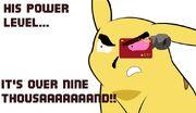 Pikachu thousand