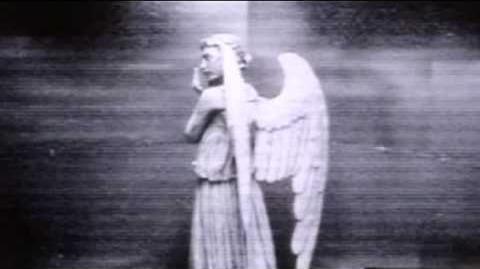 Weeping Angel Security Footage