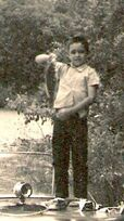Joe Maggard childhood 1