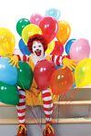 Ronald McDonald balloons