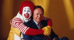 Fred Turner Ronald McDonald