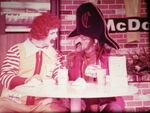 Ronald McDonald & Captain Crook