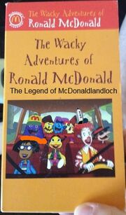 The legend of mcdonaldland loch