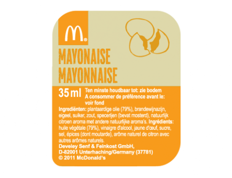 File:Mayonnaise Packaging Label.png