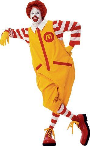 File:Ronald McDonald leans.jpg