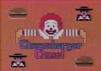 Cheeseburger Chase