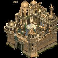 Fortress sicilian 3e