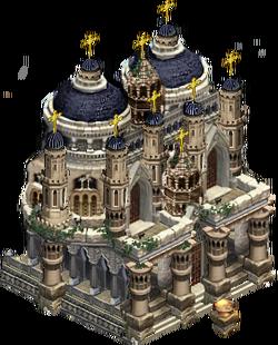 Temple venice