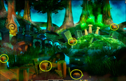 Mushroom Forest-Cheese