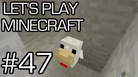 Let's Play Minecraft - Episode 47 - Enchantment Level 30