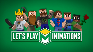 Let's Play Minimations logo