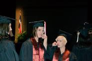 Lindsay and Maggie Graduation