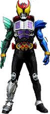 Kamen Rider Kiva DoGaBaKi Form