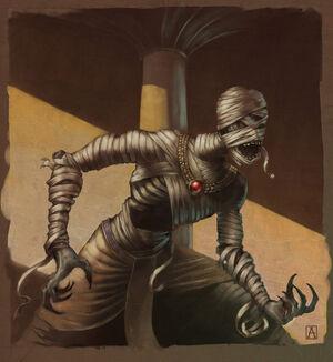 Mummy by smolin-d19vxpk