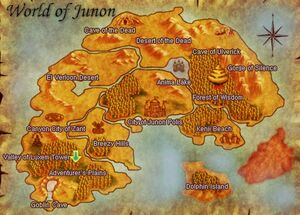 Junon Map