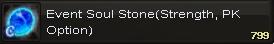 Soulstone-str pk
