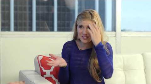 "Caroline Sunshine Talks ""Shake It Up"" Season 3, Music & Grilled Cheese"