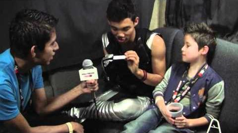 Roshon Fegan & Davis Cleveland Interview