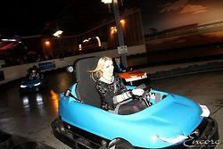 Rydel Lynch Go-Carting