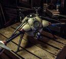 DR1 Prototype Drone