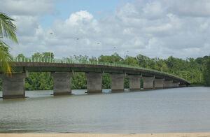 D6 (973) - Pont de Roura