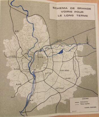 Lyon SDAU1978