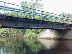 Pont du Grand Laussat