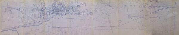 Déviation de Bonny sur Loire RN7 1963