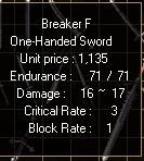 Breaker F