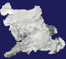 Imagine Satelit Adlibita iarna