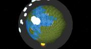 Planeta noastra la inceputul ploii