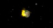 Planeta noastra asteroizi