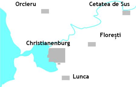 Regiunea Christianenburg