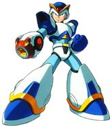 MegamanXarmor