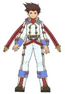 Lloyd costume