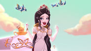 DG TMS - snow white with her birds