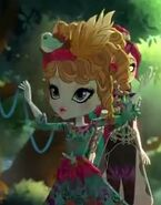 Dragon Games - Featherly Forest Pixie