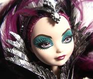 Raven Queen, The Evil Queen