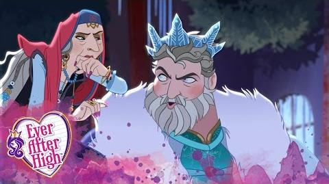 The Snow King Arrives Epic Winter Ever After High