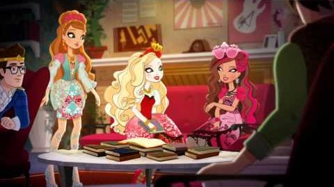 Ever After High™ - Briar's Study Party