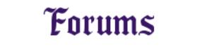 Forums text