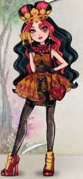 Lizzie Hearts - Profile Art-Work