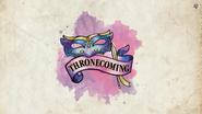 Thronecoming logo