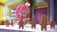 Sugar Coated - Ginger to gingerbread