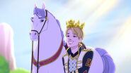 DG BTQ - daring off from horse