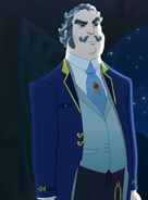 Headmaster Grimm - THDP3