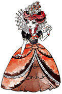 The Red Queen ProfileArt