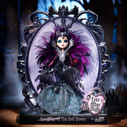 Boxed Raven Queen, SDCC Doll